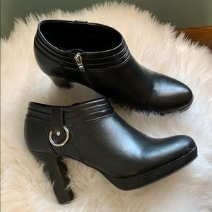 Chaps Ankle Bootie